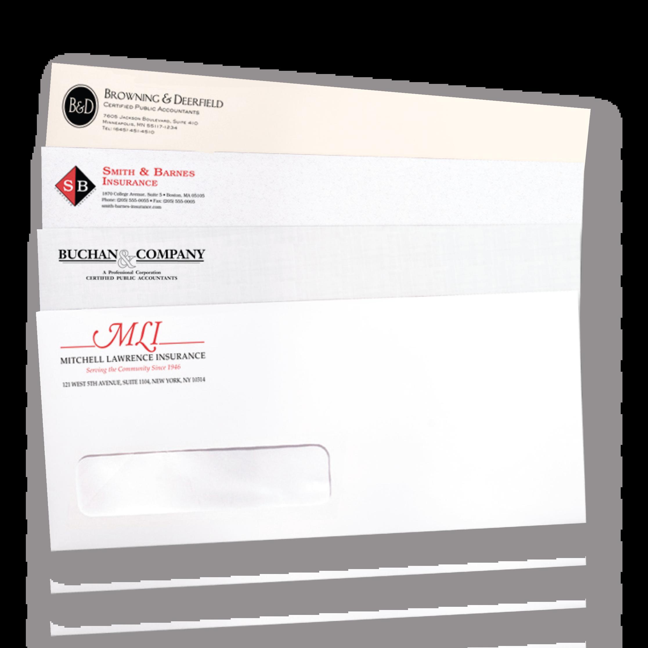 business envelopes keystone printing chicago